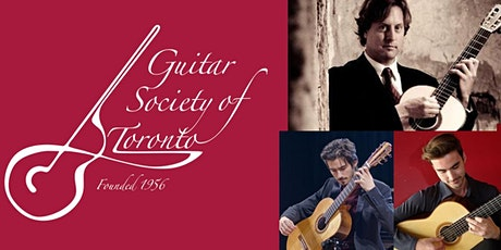 Toronto Guitar Weekend 2020 featuring Grammy winner Jason Vieaux tickets