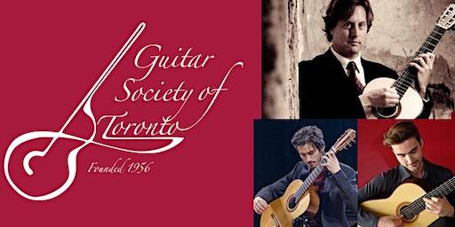 Toronto Guitar Weekend 2020 featuring Grammy winner Jason Vieaux