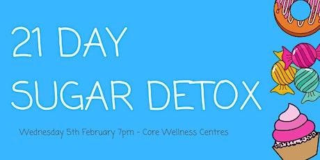 21 Day Sugar Detox tickets