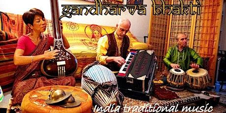 La musica dell'India (concerto di musica sacra indiana) biglietti