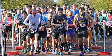 Royal Parks Winter 10k Series - Hyde Park tickets