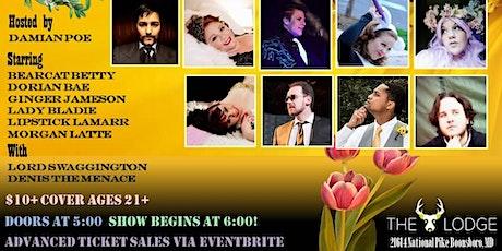 Honeybee Burlesque Presents: SPRUNG!  tickets