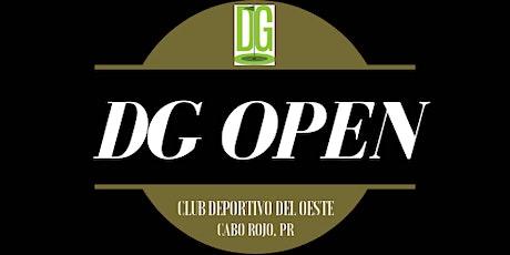 DG Open entradas