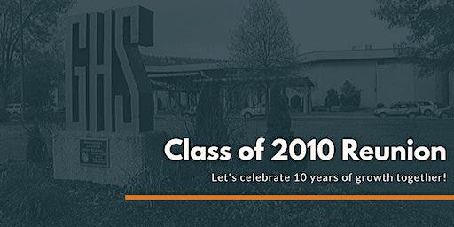 Grissom High School Class of 2010 Ten Year Reunion