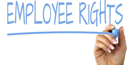 Employment Standards  - What You Need to Know to Protect Your Rights tickets
