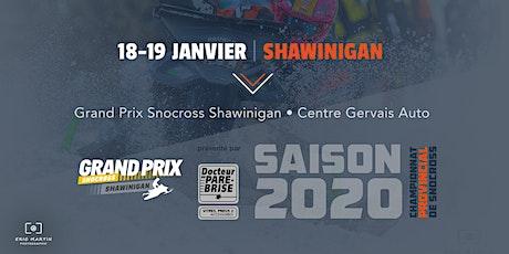 Grand Prix Snocross Shawinigan billets