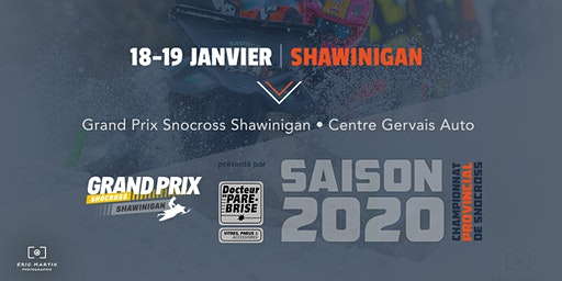 Grand Prix Snocross Shawinigan