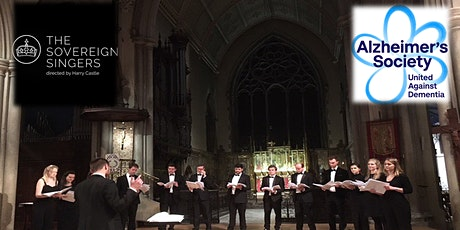The Sovereign Singers' fundraising concert for Alzheimer's Society tickets