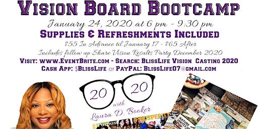 BLISSLIFE Vision Casting 2020