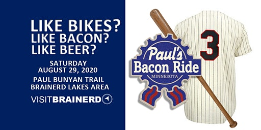 Paul's Bacon Ride #3 (2020)