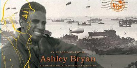 "Talk with Sandy Campbell about the book ""Infinite Hope"" by Ashley Bryan tickets"