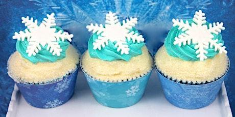 Frozen Cupcake Decorating/Spa Fun tickets