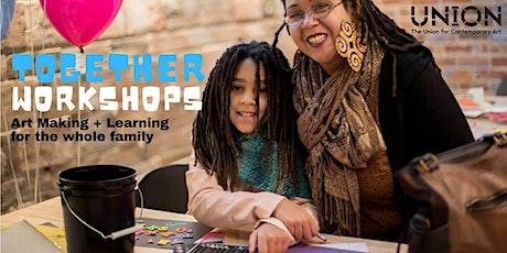 Together Workshop: Finger Knitting tickets