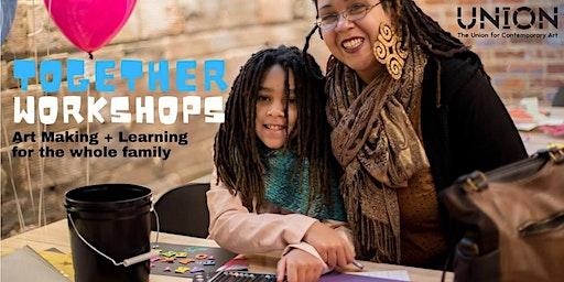 Together Workshop: Finger Knitting