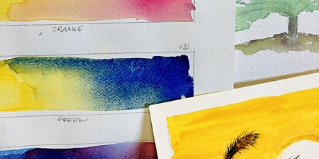 Getting Started with Watercolors, 8 Week Class with Elaine, Jacksonville FL tickets