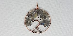 Jewellery Making Workshop: Tree Of Life Pendant