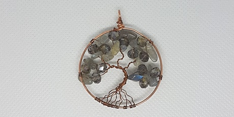 Jewellery Making Workshop: Tree Of Life Pendant tickets