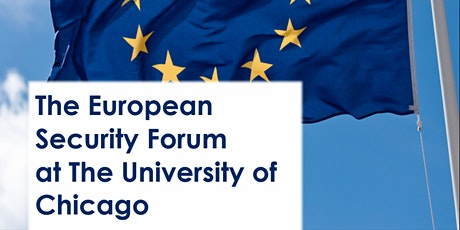European Security Forum tickets
