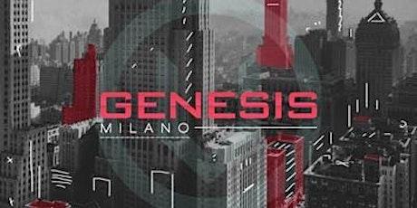 GIOVEDI 20 FEBBRAIO - VIBEROOM - GENESIS - GIOVEDI A MILANO 3463958064 biglietti
