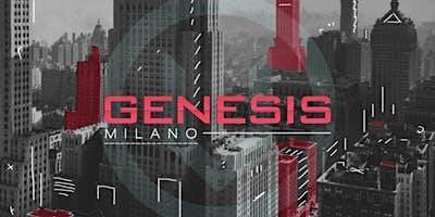 GIOVEDI 16 GENNAIO - VIBEROOM - GENESIS - GIOVEDI A MILANO 3463958064