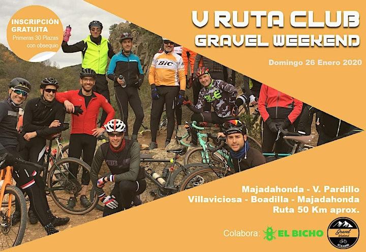Imagen de V Ruta Club Gravel Weekend