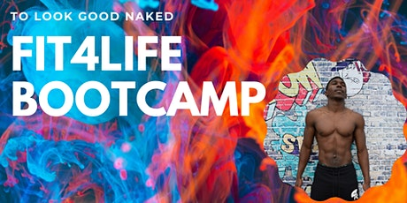 Fit4Life Bootcamp tickets