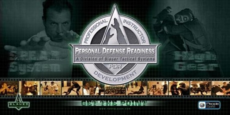 3hr Self-defence - Essential PDR - Part 1 The Introduction to SPEAR tickets