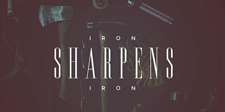 Iron Sharpens Iron Guys Trip tickets