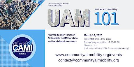 Urban Air Mobility 101 tickets