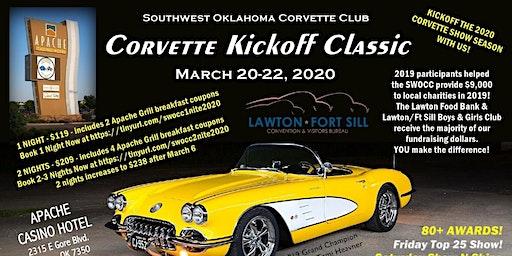 5th Annual SWOCC Corvette Kickoff Classic 2020