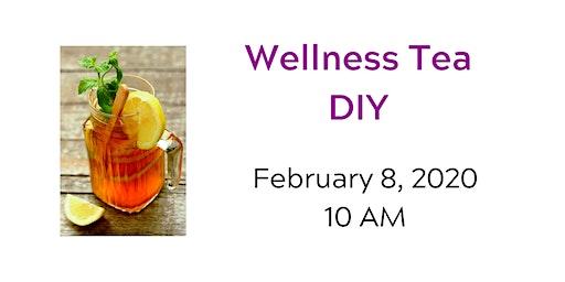 Wellness Tea DIY