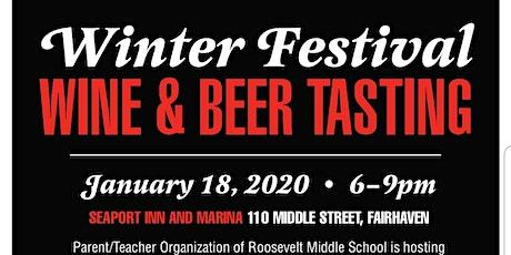 Winter Festival Wine & Beer Tasting Fundraiser tickets