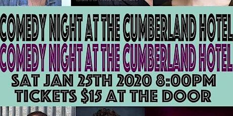Cumberland Comedy Night tickets