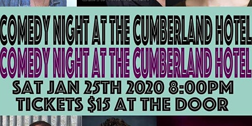 Cumberland Comedy Night
