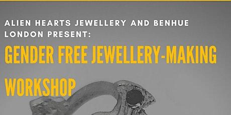 Gender Free Jewellery Making Workshop - All Genders Welcome tickets