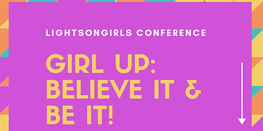 LightsOnGirls Conference