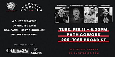 UnderstandUs Community Series: presented by Acura Regina tickets