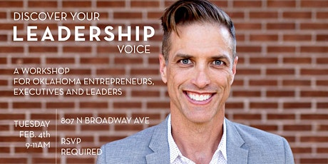 Discover Your Leadership Voice: A Workshop for Oklahoma City Area Leaders tickets