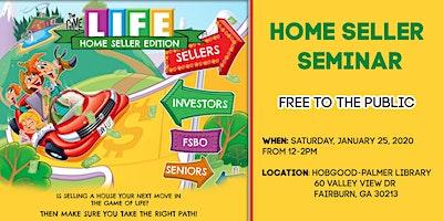 Home Sellers Seminar