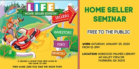 Home Sellers Seminar tickets