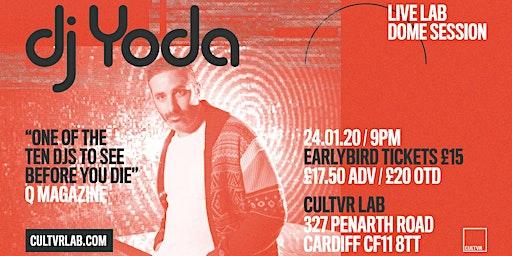 DJ Yoda / Live Lab Dome Session