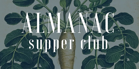 Almanac Supper Club Winter tickets