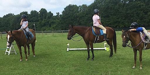 Pony Pals Day at the Barn!