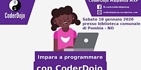 "Coderdojo ""la merla edition"" biglietti"