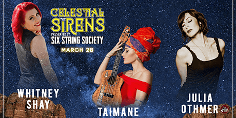 The Celestial Sirens - Six String Society tickets