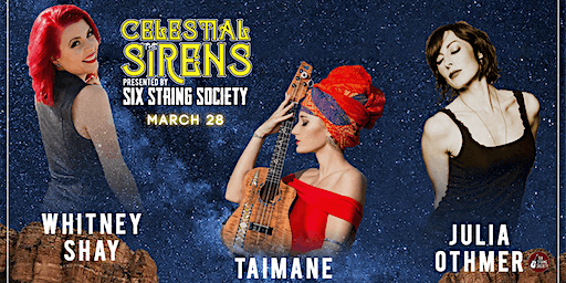 The Celestial Sirens - Six String Society