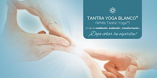 Tantra Yoga Blanco CDMX 2020