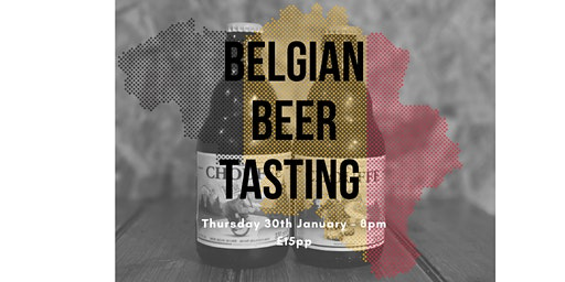 Belgian Beer Tasting Night