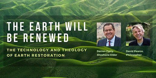 The Earth Will Be Renewed: Mormon Transhumanist Association Conference