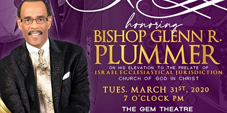 Inaugural Gala honoring Bishop Glenn R. Plummer tickets